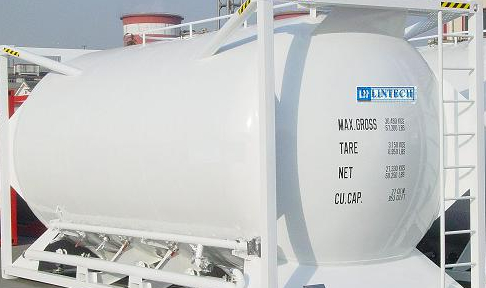 Lintech Cement Container